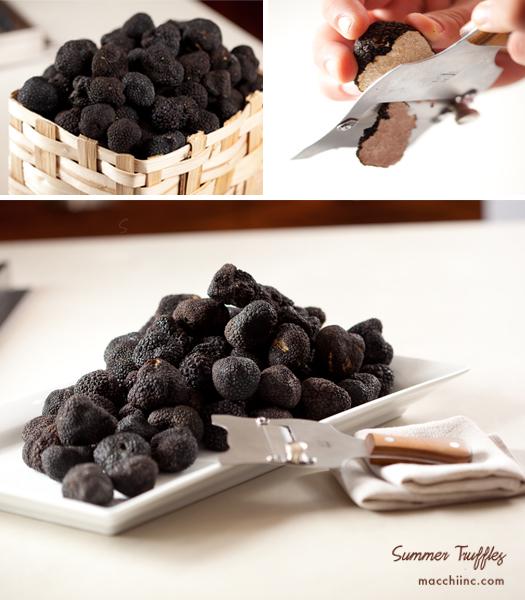 Italian Summer Truffles