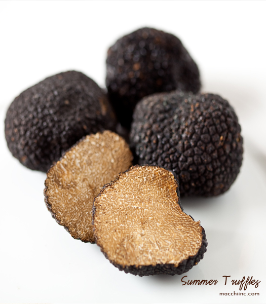 Summer Truffles