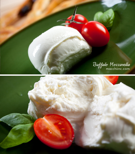 Macchi Inc.'s Buffalo Mozzarella - Photos by Montreal Photographer Vadim Daniel
