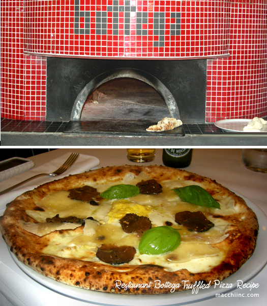 Restaurant Bottega Pizza