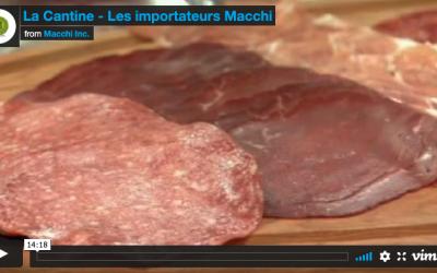 La Cantine – Les importateurs Macchi